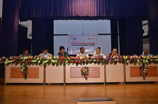 Save the children with Odisha Environment Congress