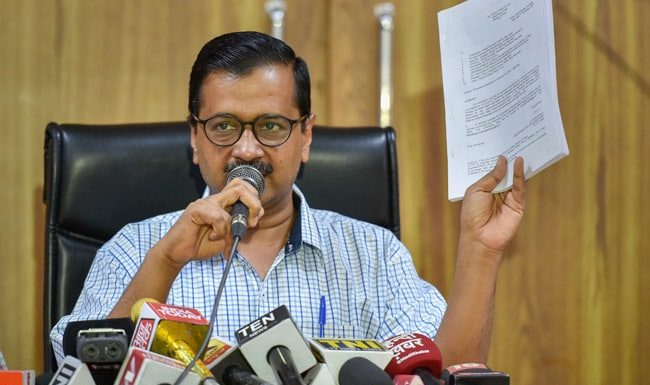 Arvind Kejriwal said the proposed amendment aims at phasing out cross subsidies.