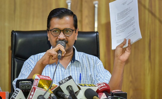 Arvind Kejriwal said the proposed amendment aims at phasing out cross subsidies.