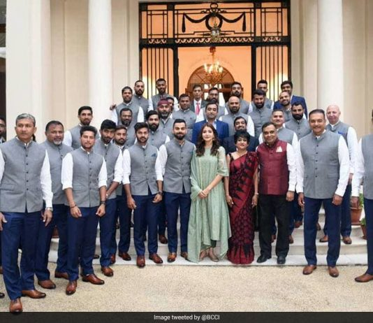 Current BCCI rule allows WAGs of India's cricket to accompany them for only 14 days on overseas tours